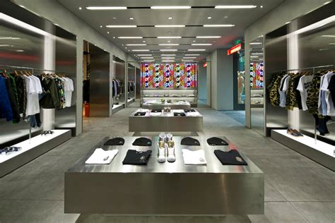 BAPE STORE Shanghai CITIC City Plaza Store Opening | HYPEBEAST