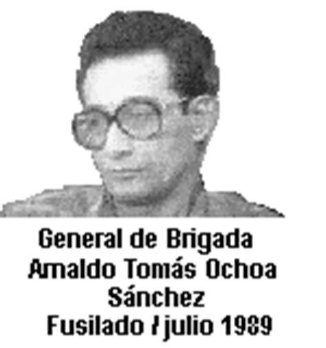 Baracutey Cubano: ARNALDO OCHOA: UN CASO AÚN PENDIENTE EN ...