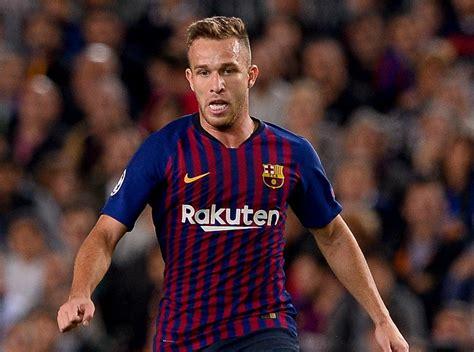 Barça: Arthur, blessé, va manquer le match aller contre l OL
