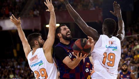 Barça   Kirolbet Baskonia: Liga Endesa de baloncesto, en ...