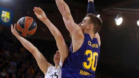 Barça Lassa   Real Madrid: Euroliga de baloncesto en el ...