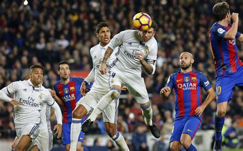 Barca, Real Madrid set for El Clasico | The Guardian ...