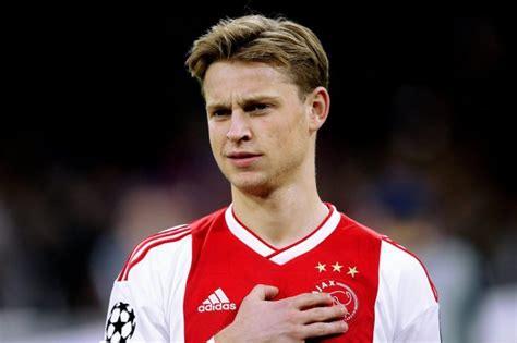 Barcelona agree to sign Frenkie de Jong for £79m as Ajax ...