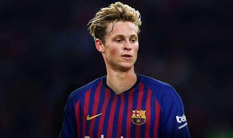 Barcelona Amankan Frenkie de Jong dengan Klausul Anti PSG ...