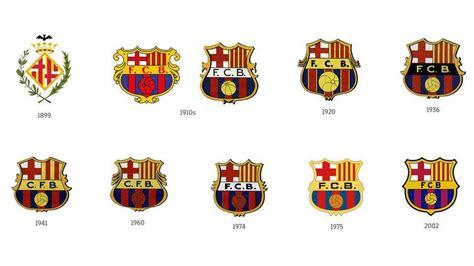 Barcelona apresenta projeto para mudar escudo do clube ...