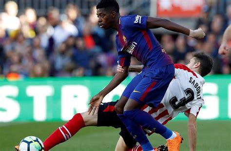Barcelona   Athletic Bilbao, el partido de futbol hoy en ...