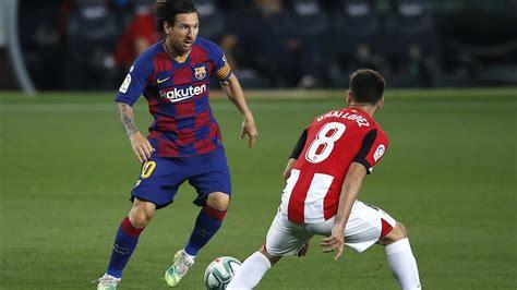 Barcelona   Athletic de Bilbao: resultado, goles y resumen ...