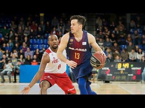 Barcelona   Bilbao Basket   ACB J20  Part 1    YouTube