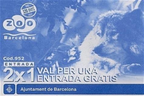 Barcelona Comerç, Consigue tu 2x1 en el ZOO