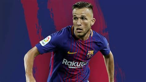 Barcelona confirm agreement to sign Arthur Melo from ...