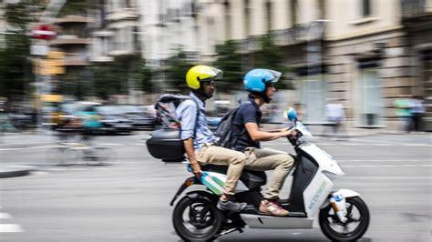 Barcelona: Estas son las motos eléctricas con las que ...