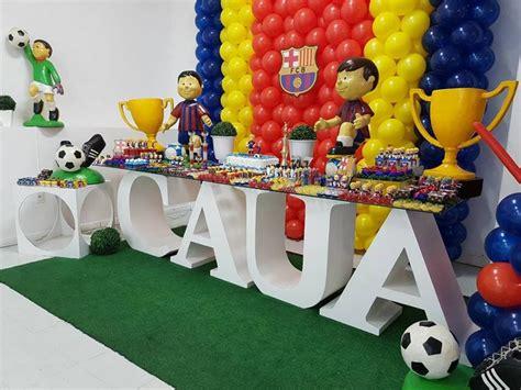 Barcelona Futebol Clube | Boom Festas