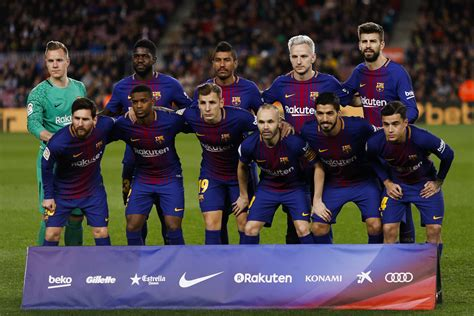 Barcelona: La Liga fixtures released for the 2018/19 season