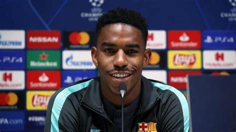 Barcelona   Leganés: Junior Firpo:  Ha tocado remar ...