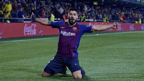 Barcelona: Luis Suarez: A living legend in LaLiga ...