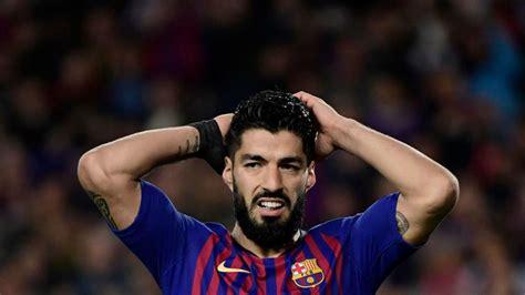 Barcelona: Luis Suarez and his Champions League curse ...