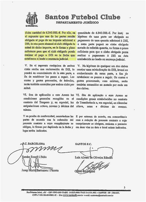 Barcelona: Neymar, un contrato sospechoso   MARCA.com