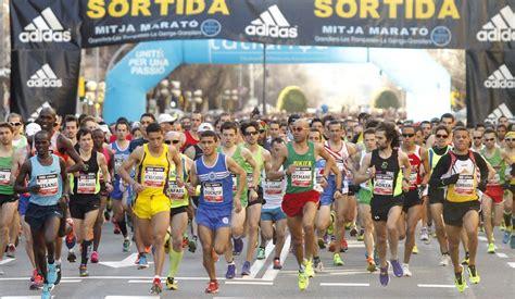 Barcelona, paraíso del medio maratón