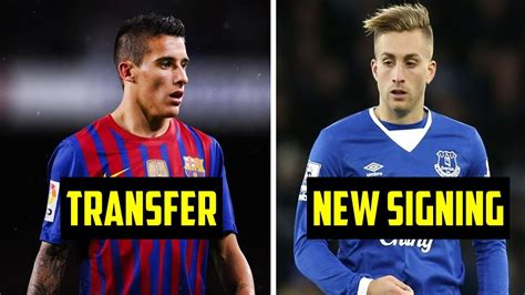 Barcelona Players New Signing and Confirmed Summer ...