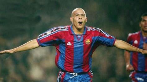 Barcelona   Ronaldo:  Yo no quería irme del Barza, pero no ...