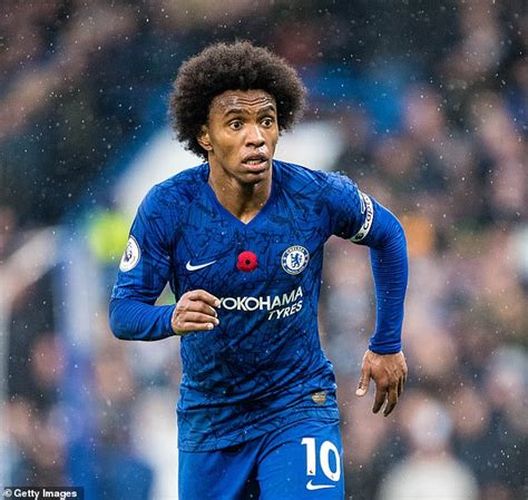 Barcelona  set to snap up  Chelsea star Willian AND Napoli ...