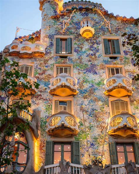 Barcelona, Spain   Beautiful buildings, Casa batlló, The ...