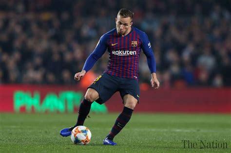 Barcelona suffer injury blow to midfielder Arthur Melo