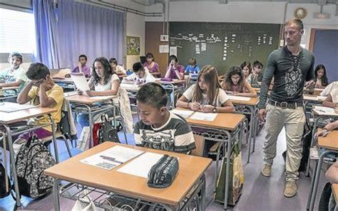 Barcelona tendrá 5 nuevas escuelas y 3 institutos curso ...
