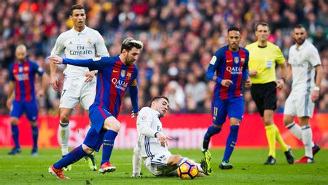 Barcelona tied with Real Madrid after comeback wins – The ...