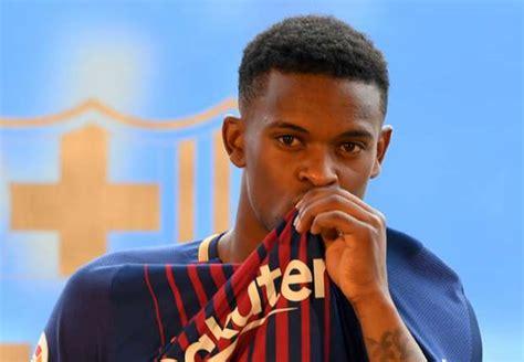 Barcelona transfer: Nelson Semedo signs for €30 million ...