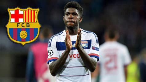 Barcelona transfer news: Samuel Umtiti would sign a five ...