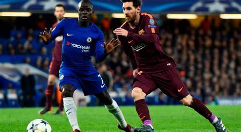 Barcelona vs. Chelsea EN VIVO ONLINE: hora, canal y ...