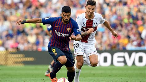 Barcelona vs Huesca EN VIVO ONLINE: Sin Messi por LaLiga ...