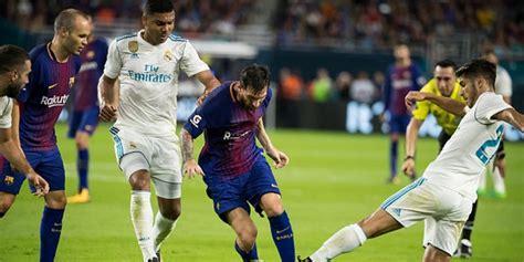Barcelona vs Real Madrid: fecha, hora y canal del partido ...