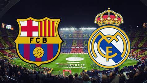 Barcelona vs Real Madrid, Spanish Super Cup 2017   YouTube