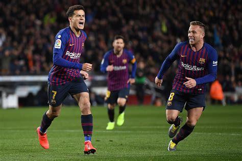 Barcelona vs Sevilla live blog, full time: Messi secures ...