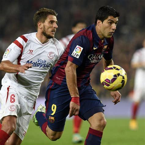 Barcelona vs. Sevilla: Team News, Preview, Live Stream, TV ...