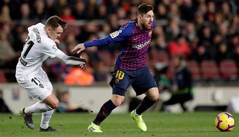 Barcelona vs Valencia: conoce cuánto pagan las apuestas en ...
