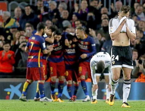 Barcelona vs Valencia: resumen, goles y resultado   MARCA ...