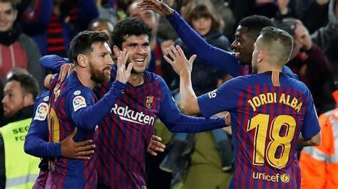 Barcelona vs Villarreal: Resumen, resultado y goles   Liga ...