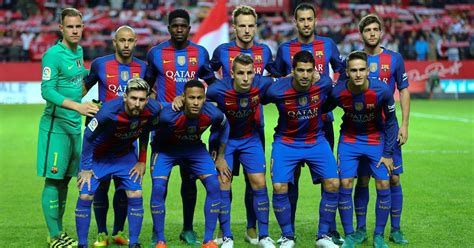 Barcelona XI: Player by player guide to Luis Enrique s ...