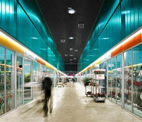 Barcelona's Brilliant Energy Efficient Flower Market ...
