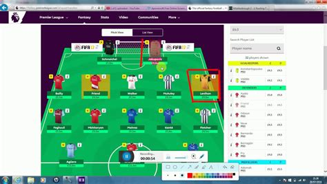 BARCLAYS FANTASY FOOTBALL 2016/2017   BEST DEFENDERS FOR 4 ...
