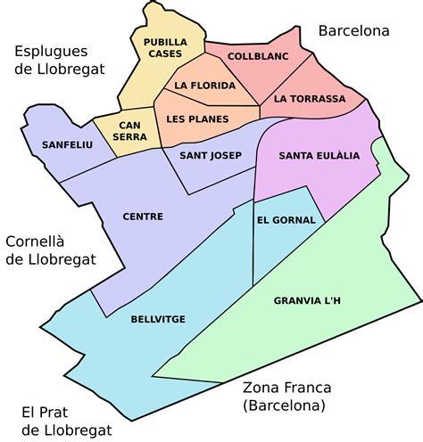 Barri de la Torrassa   Viquipèdia, l enciclopèdia lliure