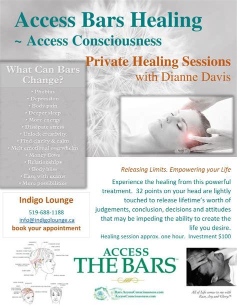 BARS: Access Consciousness : indigolounge.ca