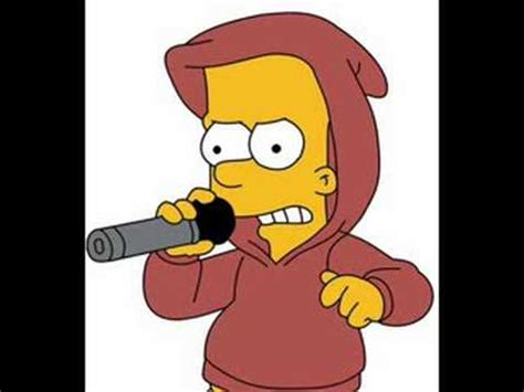 Bart s Hip Hop Song   YouTube