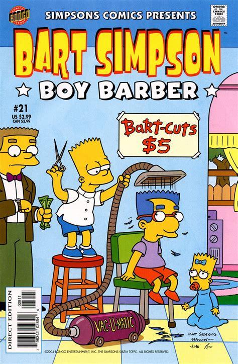 Bart Simpson Comics 21 | Simpsons Wiki | FANDOM powered by ...