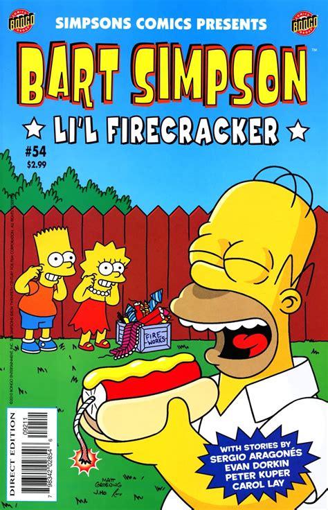 Bart Simpson Comics 54 | Simpsons Wiki | FANDOM powered by ...