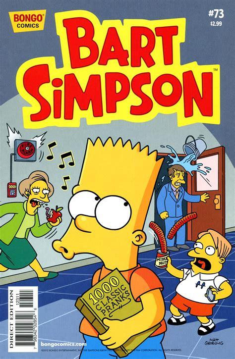 Bart Simpson Comics 73 | Simpsons Wiki | FANDOM powered by ...