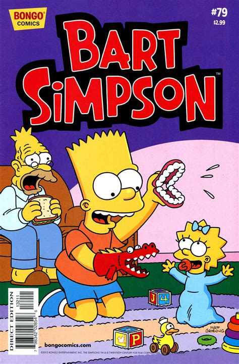 Bart Simpson Comics 79 | Simpsons Wiki | FANDOM powered by ...